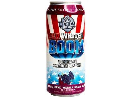 'Merica Energy Red White & Boom Let's Make 'Merica Grape Again 480ml