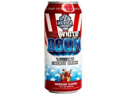 'Merica Energy Red White & Boom 'Merican Classic 480ml