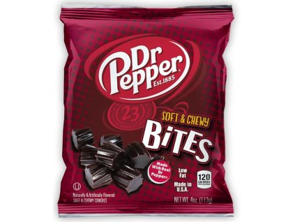 Kenny's Dr Pepper Soft & Chewy Bites 113g