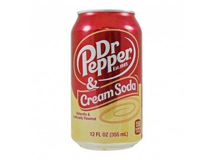 Dr Pepper Cream Soda 355ml