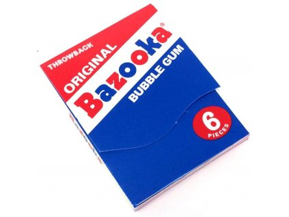 Bazooka Gum Throwback Mini Wallet 36g