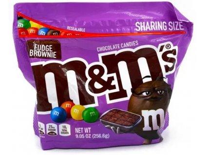 M&M's Fudge Brownie Sharing Size 256.6g