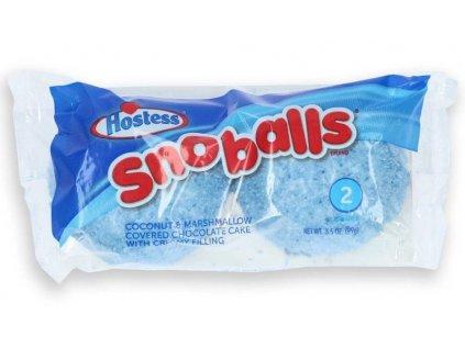Hostess SnoBalls Blue 99g
