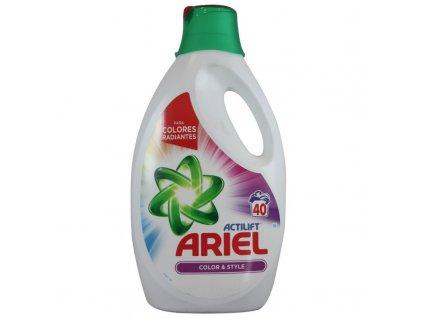 Ariel Actilift na barevné prádlo 40 dávek 2,6l