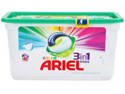 Ariel Pods 3in1 Color na barevné prádlo 40 dávek 1080g