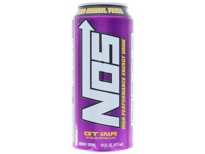 NOS GT Grape High Performance Energy Drink 473ml