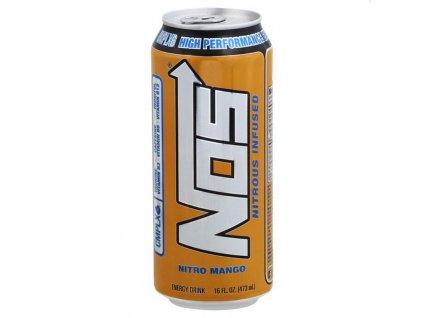 NOS Nitro Mango High Performance Energy Drink 473ml