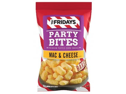 TGI Fridays Mac & Cheese Party Bites 92g