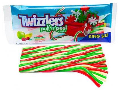 Twizzers Pull'n'Peel Christmas 119g
