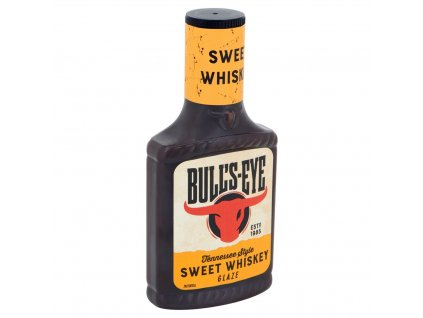 Bull's Eye Sweet Whiskey BBQ Sauce 365g