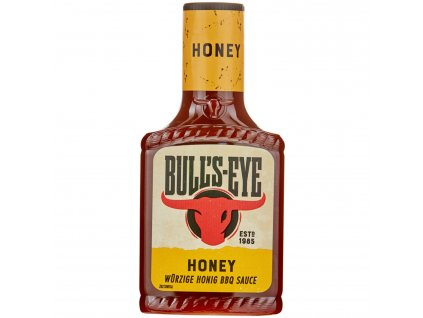 Bull's Eye Honey BBQ Sauce 350g