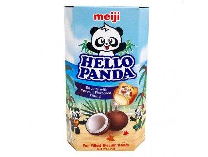 Meiji Hello Panda Coconut 50g