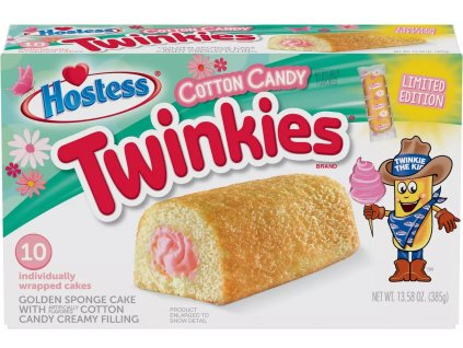 Hostess Twinkies Cotton Candy 385g