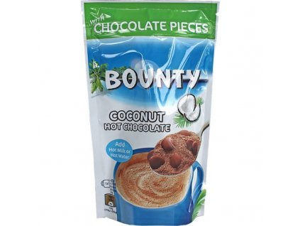 Bounty Coconut Hot Chocolate 140g