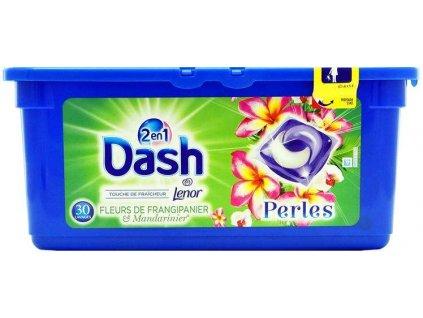 Dash 2in1 Pods Perles Fleurs De Frangipanier 30 dávek 792g
