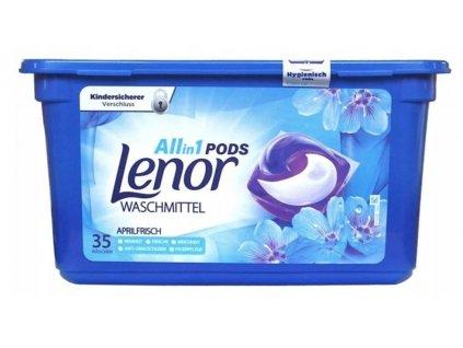 Lenor Pods Aprilfrisch Universal 35 dávek 878,5g