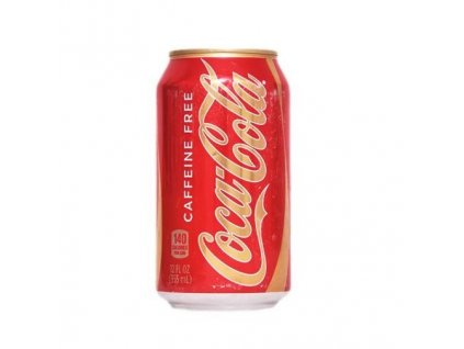 Coca Cola USA Caffeine Free 355ml