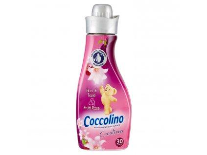 Coccolino aviváž Fiori di Tiaré & Frutti Rossi 30 dávek 750ml