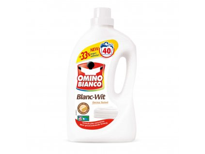Omino Bianco prací gel Blanc Wit 40 dávek 2l