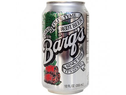 Barq's Root Beer 355ml