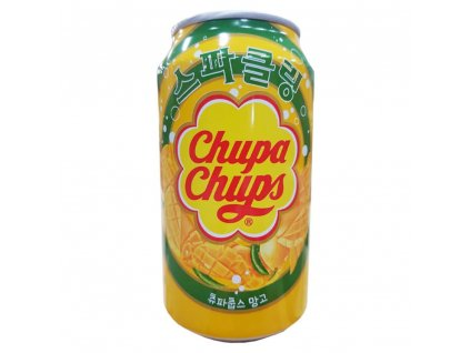 Chupa Chups Mango Soda 345ml