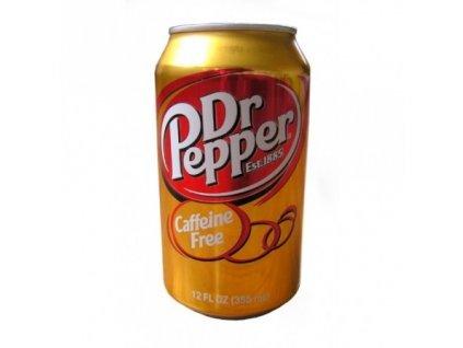 Dr Pepper Caffeine Free 355ml