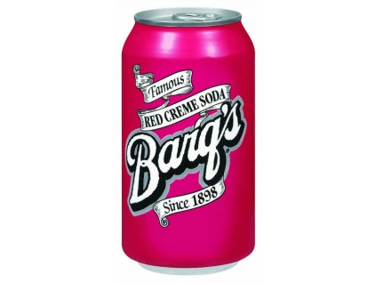 Barq's Cream Soda 355ml