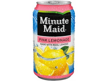 Minute Maid Pink Lemonade 355ml
