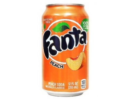 Fanta Peach 355ml
