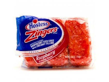 Hostess Raspberry Zingers 114g