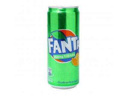 Fanta Fruit Punch 330ml