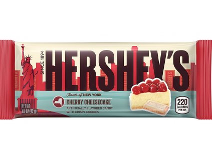 Hershey's Cherry Cheesecake 42g