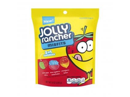 Jolly Rancher Misfits 2 in 1 Gummies 226g