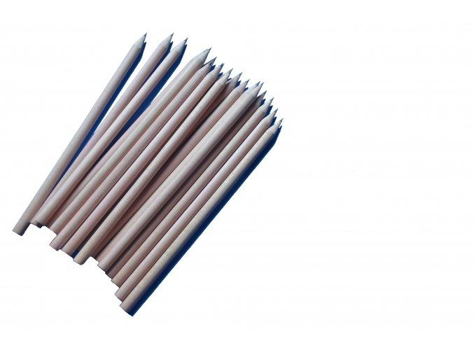 Dlouhé tužky kulaté - 10ks