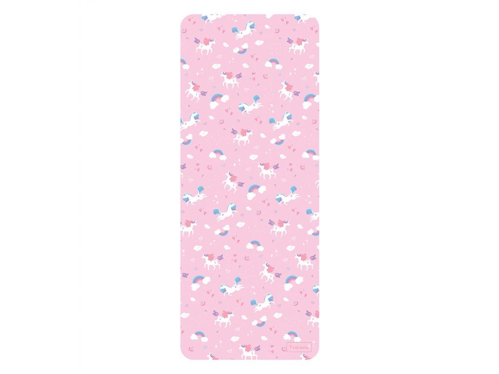 Yoga mat for kids Little Princess (1)