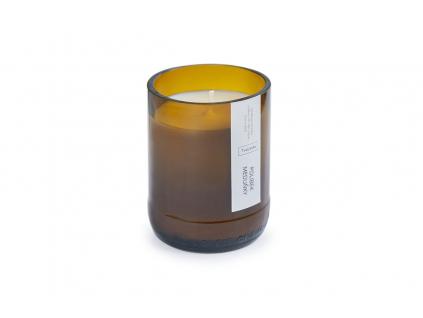 Přírodní svíčka a vůně Polibek Meduňky
