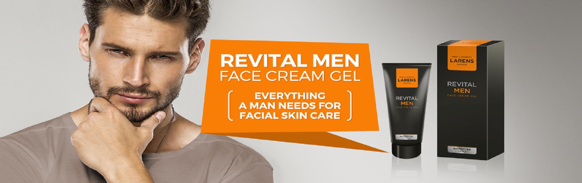 revital men face cream