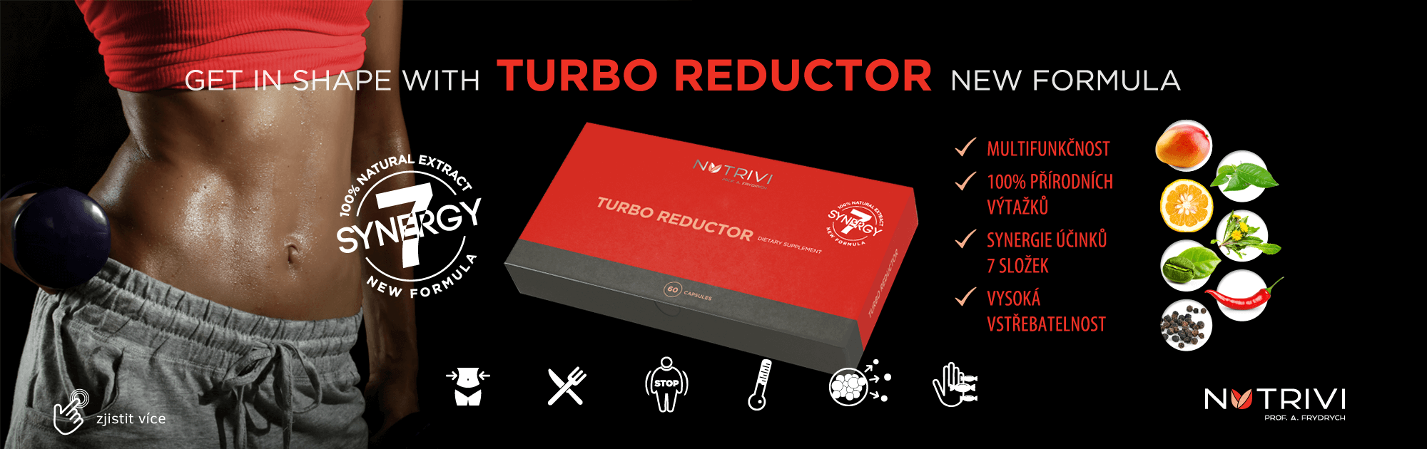 Turbo reductor