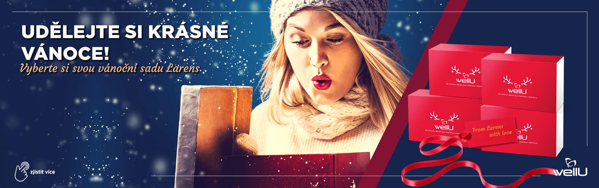 Udělejte si krásné Vánoce! Spouštíme vánoční akci.