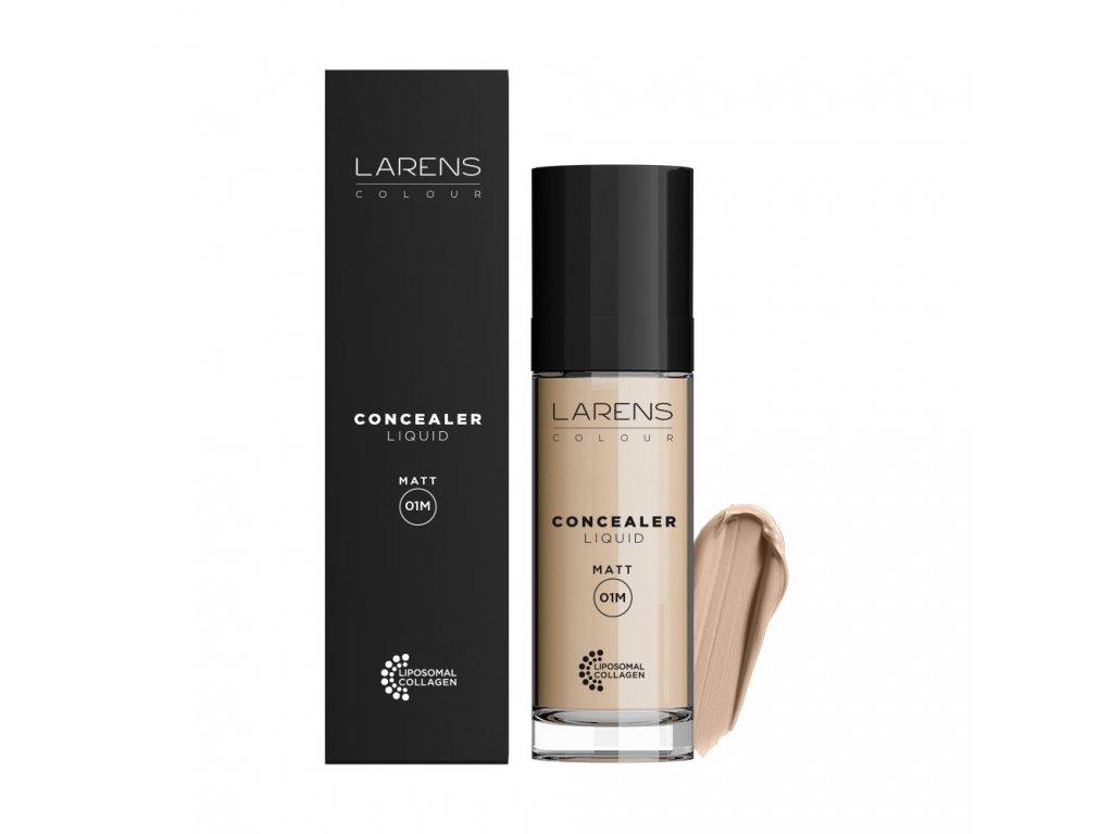 Larens Colour Liquid Concealer Matt 01