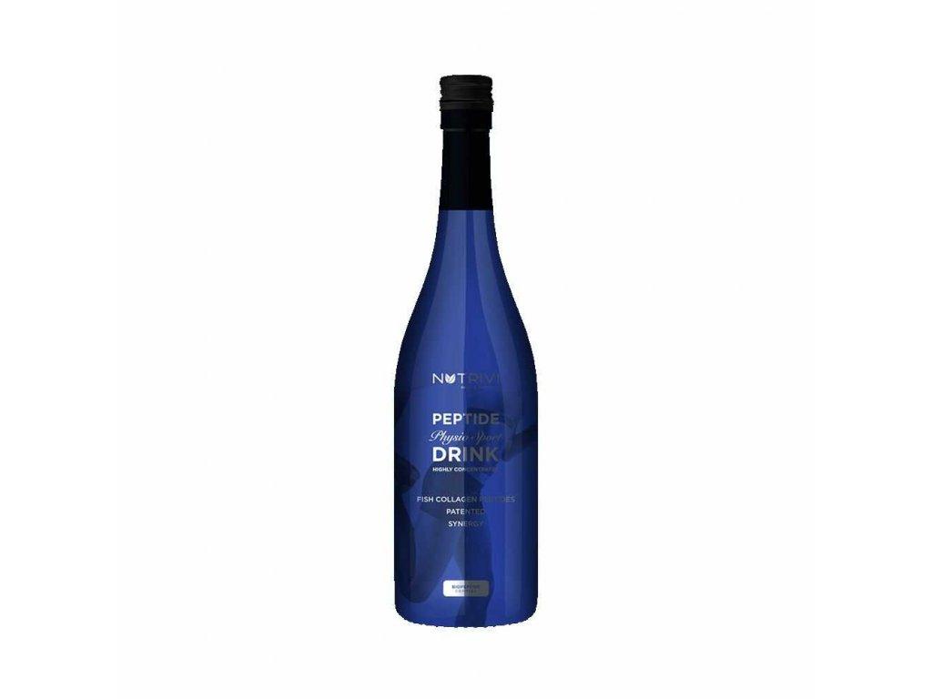 nutrivi peptide physio sport drink 750ml
