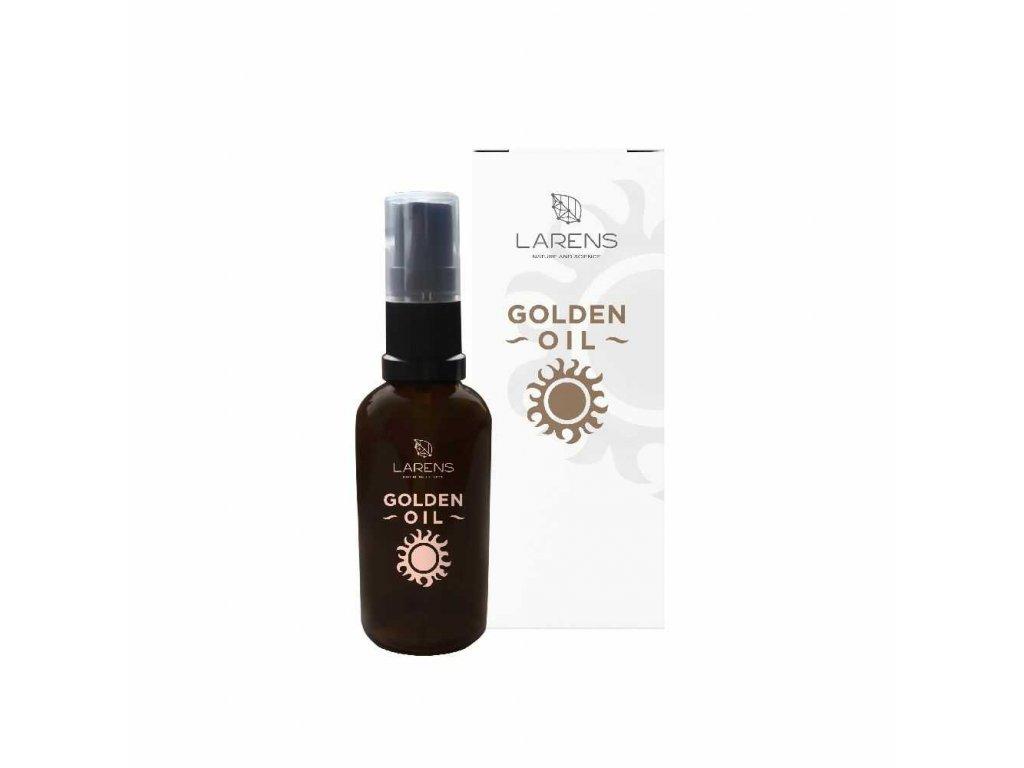 larens golden oil