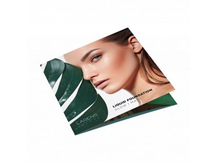 Larens Colour brožura s testery make upů