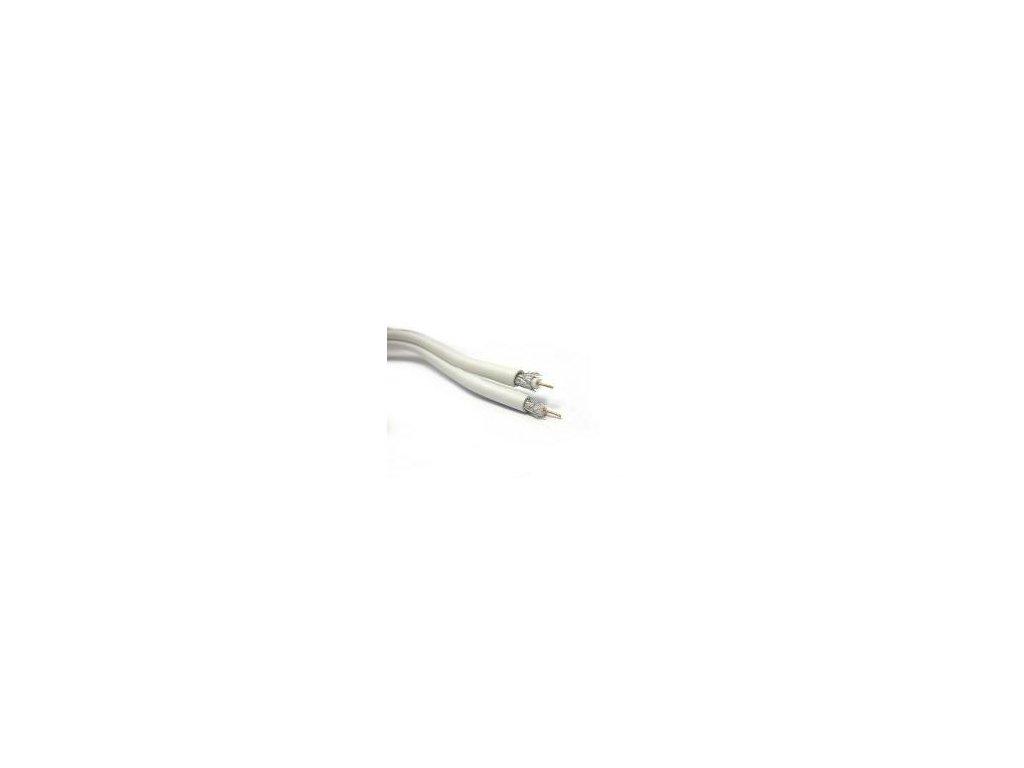 Koaxiální kabel Twin KH8-100 (cena za 1 m)