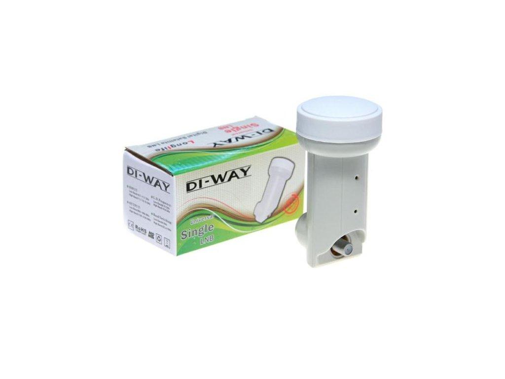 LNB DiWay Singl 0,1 dB