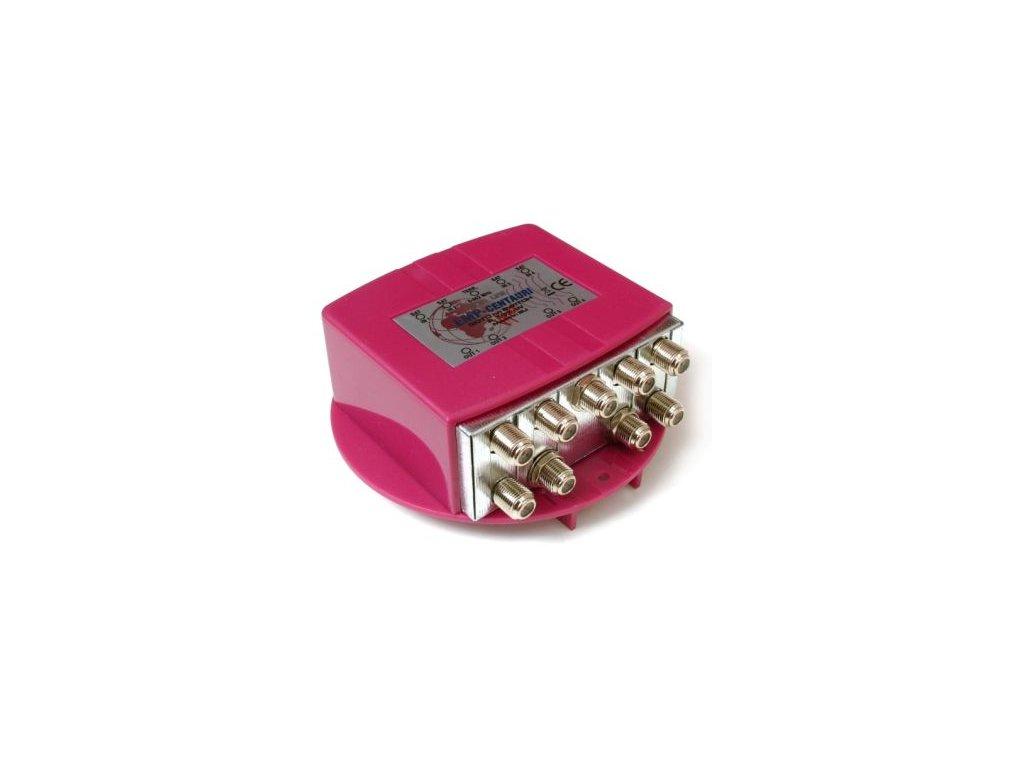 Slučovač SAT+TV EMP P107-W