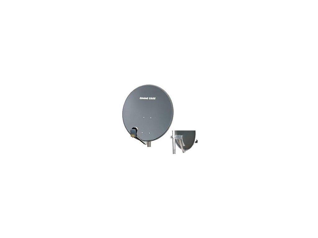 Satelitní anténa 73x80 cm Emme Esse FE (tmavě šedá)