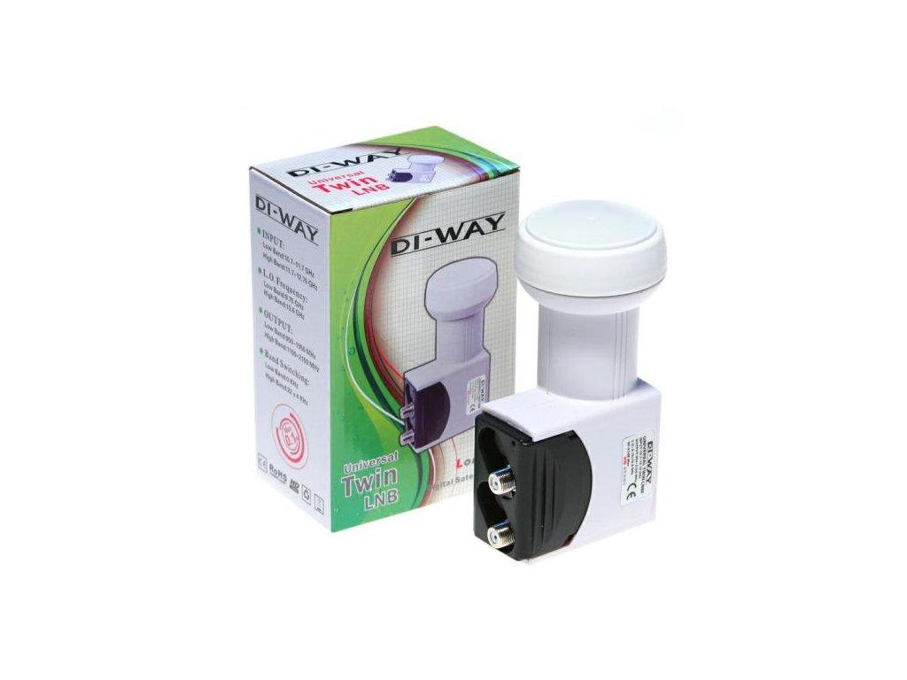 LNB DiWay Twin 0,1 dB