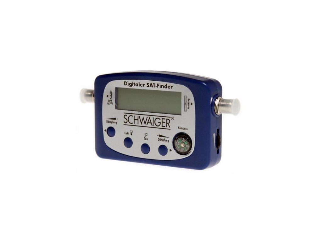 Vyhledávač družic Schwaiger SF-80