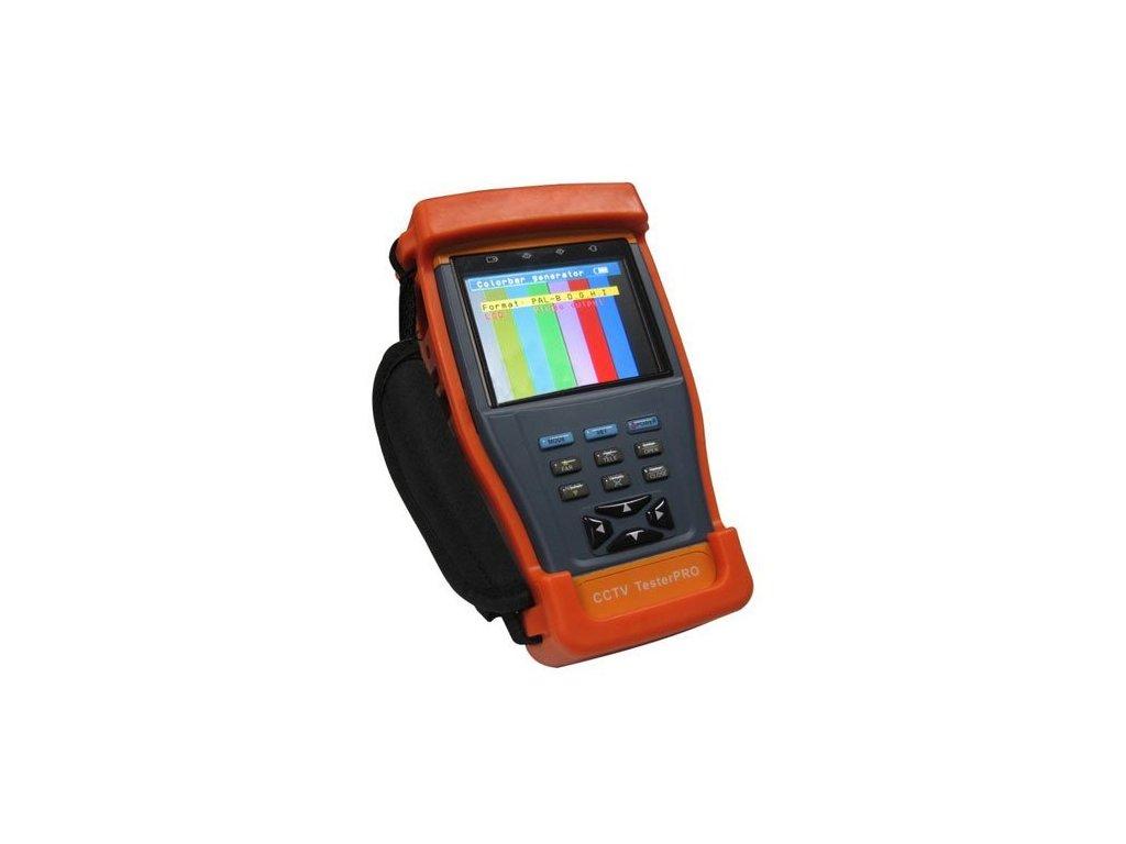 CCTV tester ProFi Video, RS-485, LAN, Audio